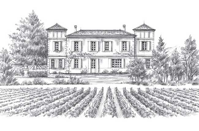 Chateau Lafitte, Cotes de Bordeaux