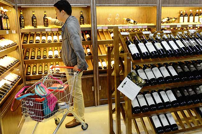 Exporting wine to China: The top 10 countries - Decanter