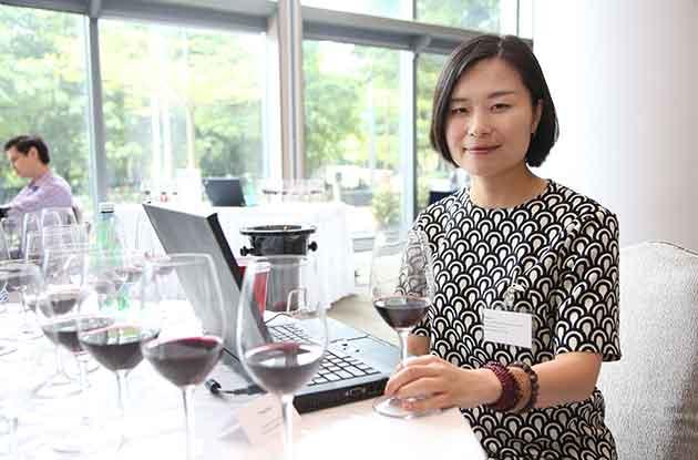 Dawa judge Ying Guo, Dawa 2015
