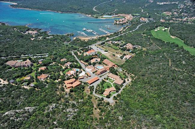 Sardinia, Hotel Nibaru