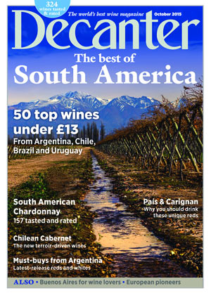 Decanter October 2015