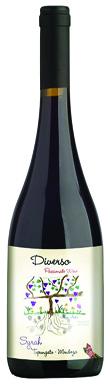 Passionate Wine, Diverso, Gualtallary Mendoza 2012