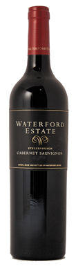 Waterford Estate, Cabernet Sauvignon, Stellenbosch 2009