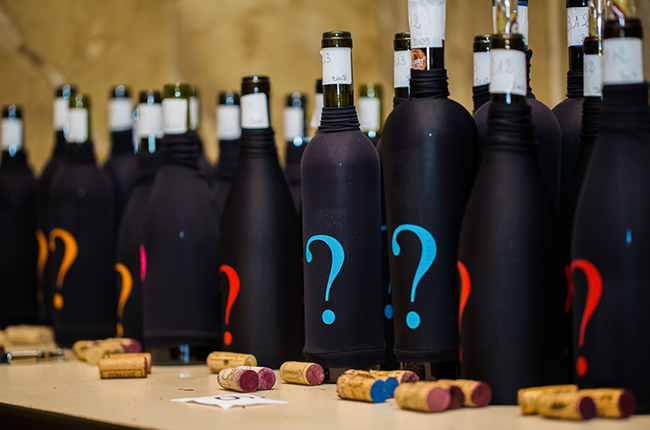 Guess the château or wine producer, wine quiz, decanter