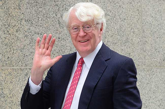Bill Koch at Eric Greenberg trial in 2013