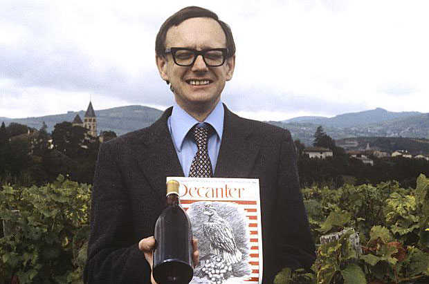 Colin Parnell, Decanter 40 years