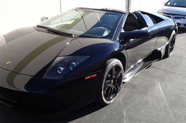 Rudy Kurniawan, Lamborghini