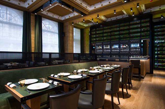 Les 110 De Taillevent Restaurant Review Decanter