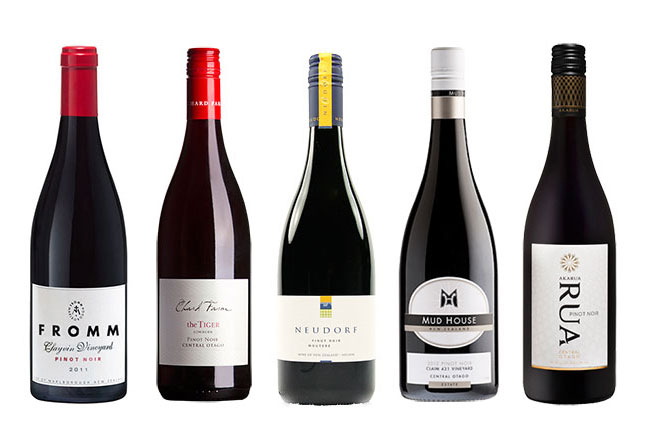Bob campbell s top 20 new zealand pinot noirs decanter for Best pinot noir in the world
