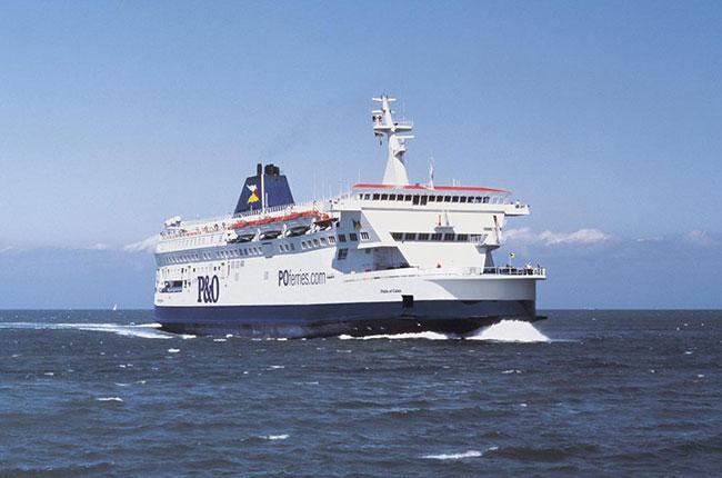 Chmapagne, PO Ferry Calais