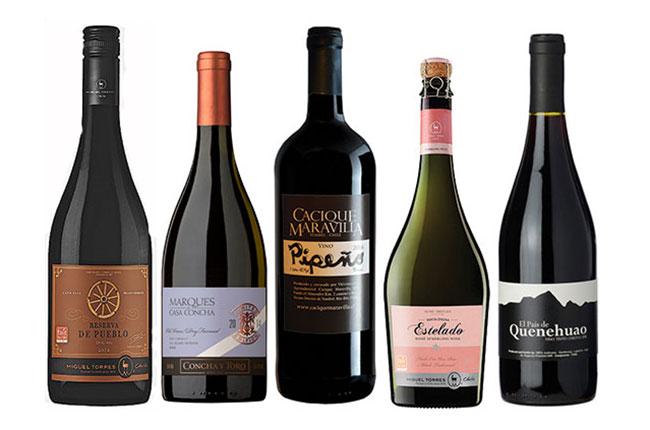 País wines