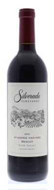 Silverado Vineyards, Mt George Vineyard, Merlot, Coombsville, Napa Valley 2012