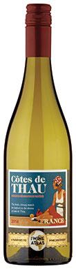 Wine Atlas Côtes de Thau 2014