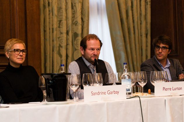 Cheval Blanc and d'Yquem Masterclass, DFWE 2015
