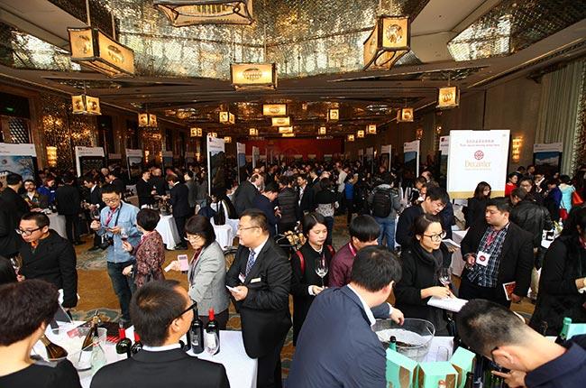 Shanghai Fine Wine Encounter, Decanter