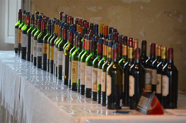 taste of Bordeaux, en primeur wines from Listrac, Margaux and Moulis-en-Médoc