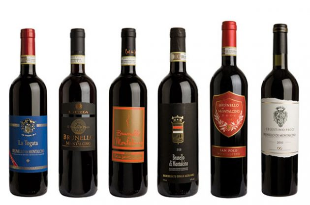 brunello di montalcino 2010 top wines from this knockout. Black Bedroom Furniture Sets. Home Design Ideas