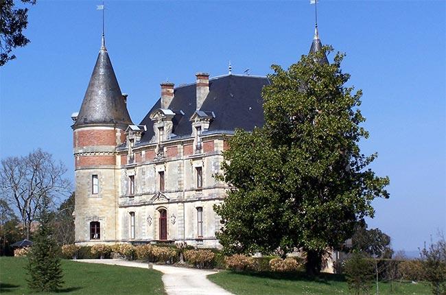 Château de Rayne Vigneau, Sauternes, Bordeaux