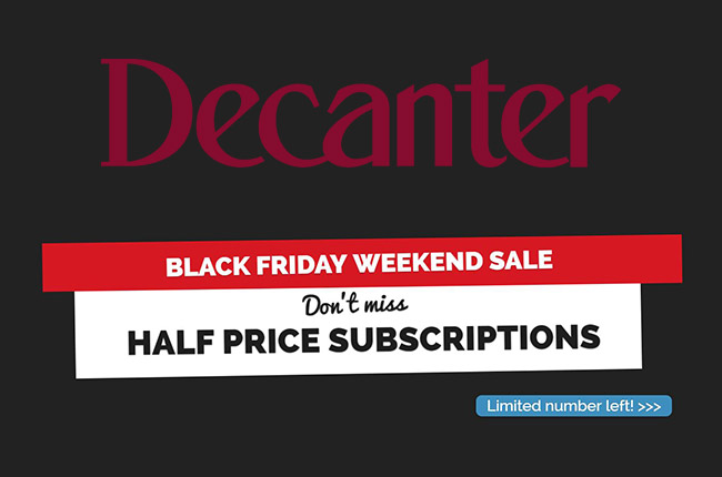 Decanter Black Friday