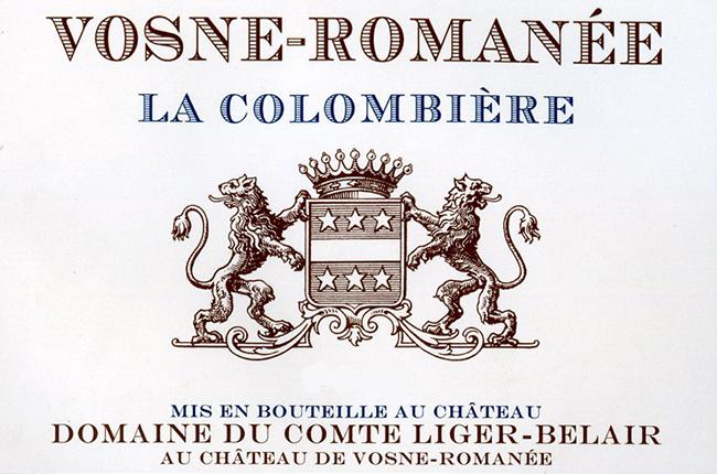 Domaine du Comte Liger-Belair