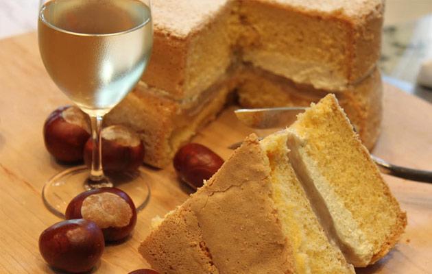 Michel Roux Jr: Gateau de Savoie recipe