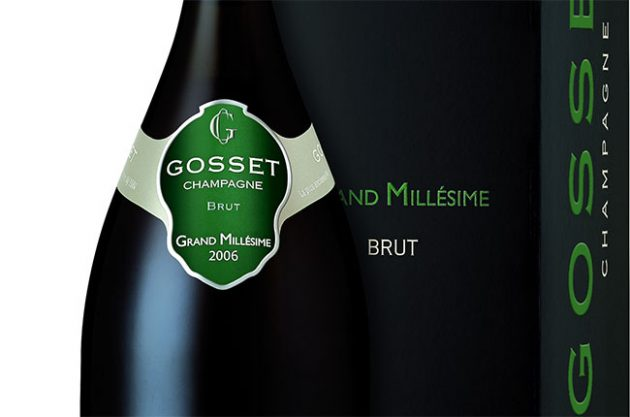 Gosset Grand Millésime 2006, Decanter competition
