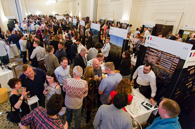 Decanter Fine Wine Encounter 2015, Grand tasting