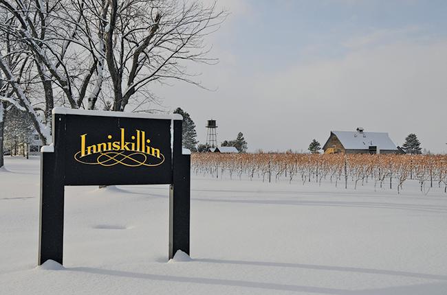 Niagara wineries, Inniskillin