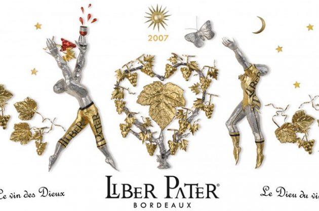 Liber Pater wine, Bordeaux
