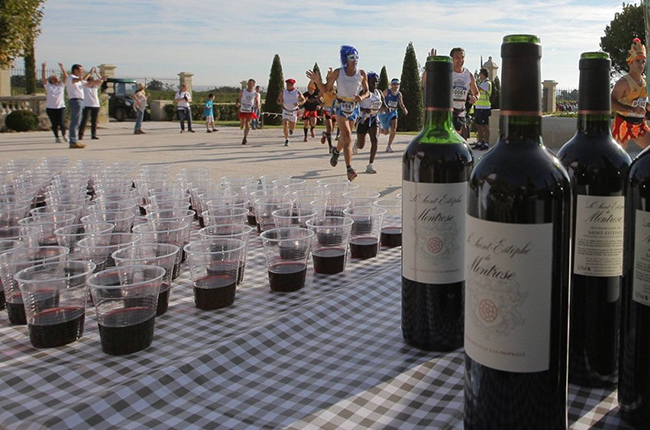 Saint Emilion marathon, Medoc marathon