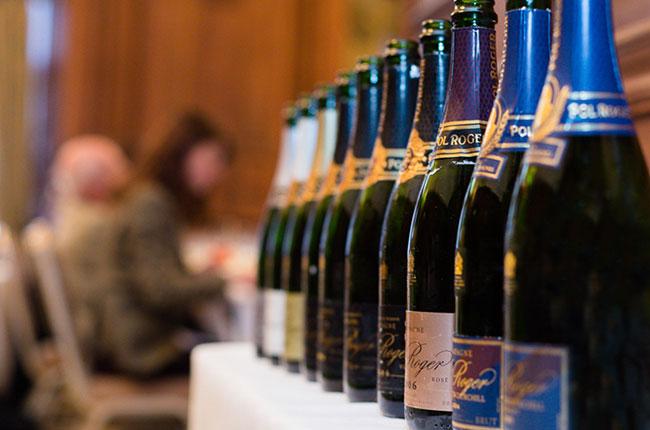 Champagne Pol Roger, DFWE 2015