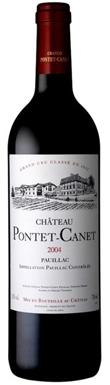 Pontet-Canet 2004