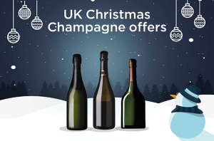 Christmas Champagne offers
