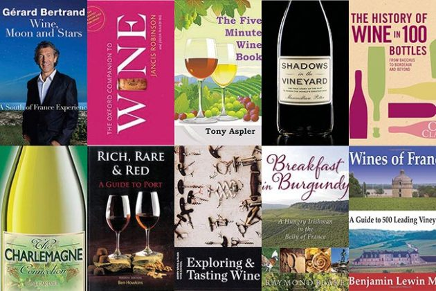 Best wine books of 2015