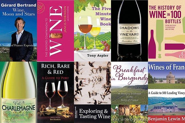 Best wine books of 2015