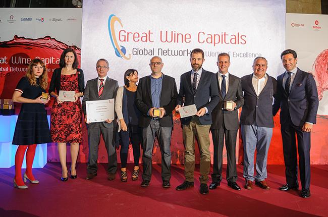 Bilbao-Rioja Best of Wine Tourism award