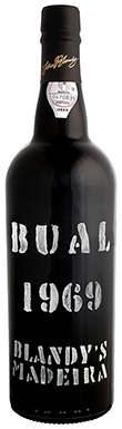 Blandy's Bual 1969