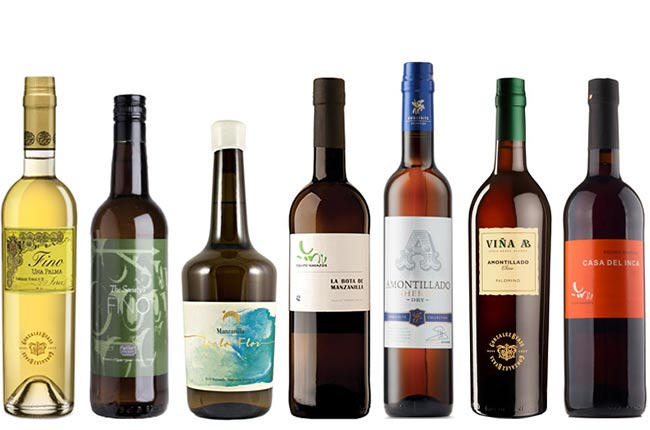 Christmas Sherry Recommendations