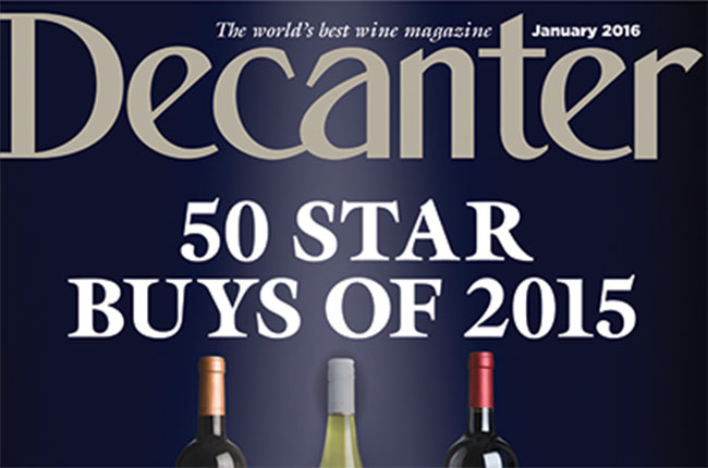 Top wines of 2015: Decanter star buys