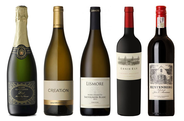 Five south african recommendations wine for under 20 for Jardin wine south africa