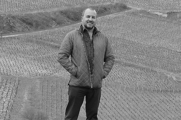Wine consultant Gil Lempert-Schwarz