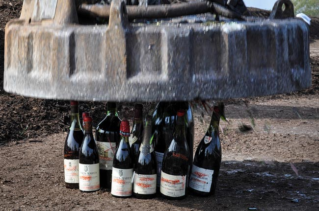 Rudy Kurniawan counterfeit wines destroyed in Texas