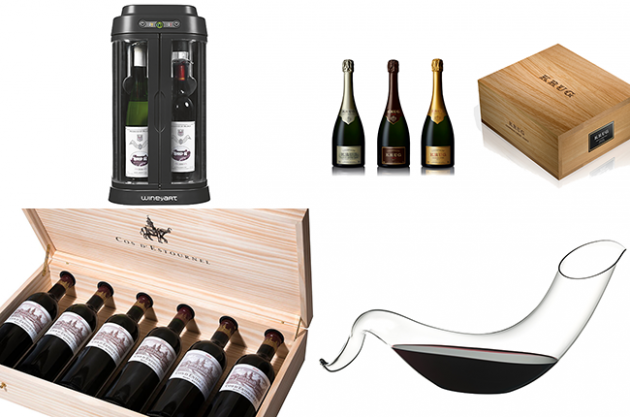Luxury Xmas Gifts: Luxury Wine Gifts For Christmas