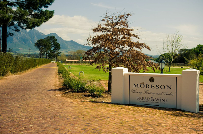 Stellenbosch and franschhoek wineries to visit decanter for Jardin winery south africa