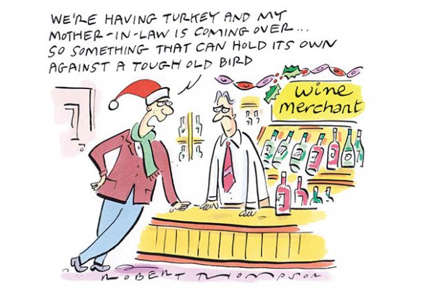 The perils of a wine lover's Christmas - Decanter