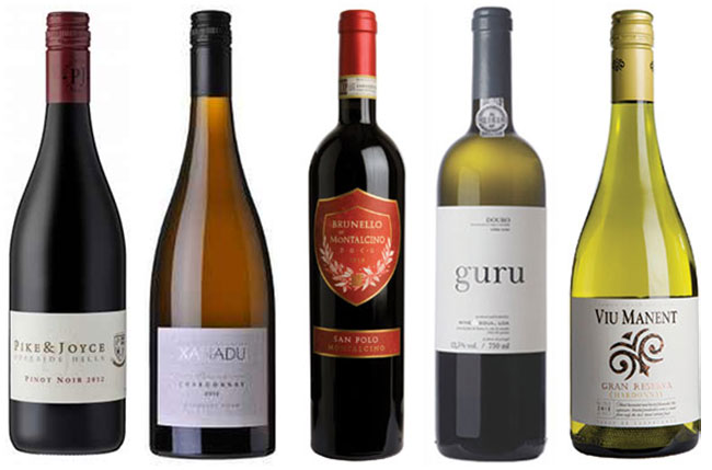 Decanter star buys 2015 top 10 wines