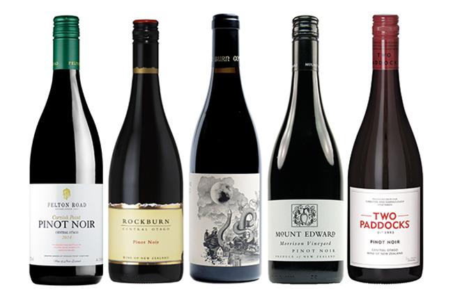 2014 Central Otago Pinot Noir
