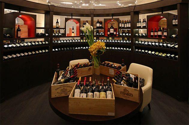 ASC Wine Residence in Shanghai