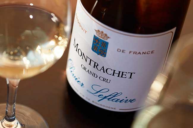 Birthday wine, Montrachet