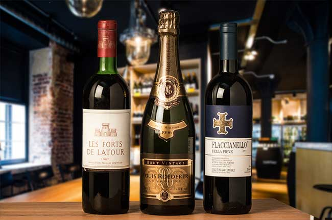 Birthday Wine 2018 A Buying Guide